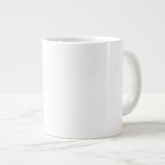 Mugs jumbo personnalisés