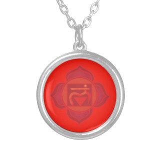 Muladhara ou collier de Chakra de racine