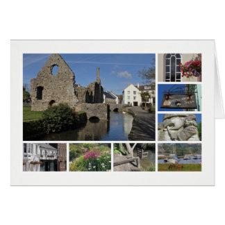 Multi-image de Christchurch Carte De Vœux