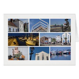 Multi-image de Poole Carte De Vœux