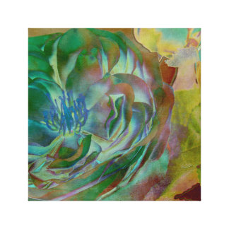 Multicolore s'est levé toiles