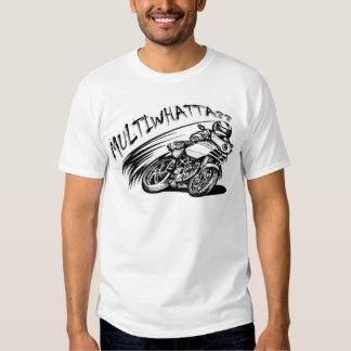 Multiwhatta ? - Ducati Multistrada Tee Shirts