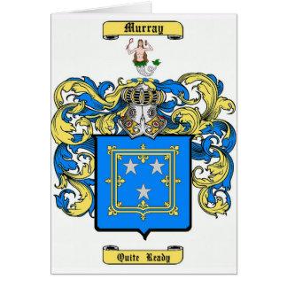 Murray (Ecosse) Carte De Vœux