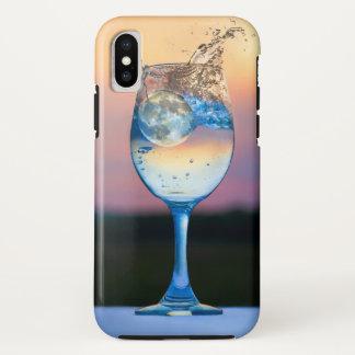 musardez la chute dans le coque iphone en verre de