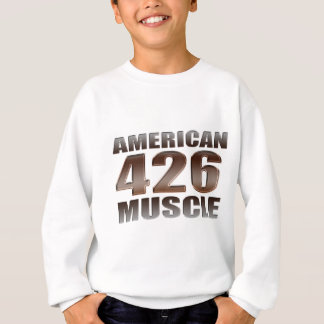 muscle américain 426 Hemi Sweatshirt