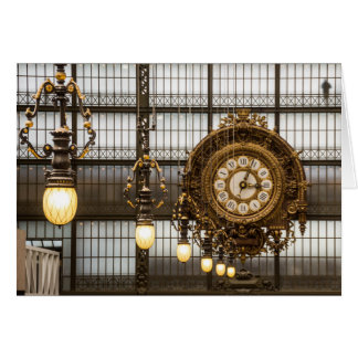 Musee d'Orsay Carte