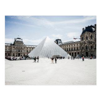 Musée du Louvres Carte Postale