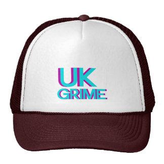 musique britannique de crasse casquettes