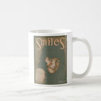 Musique de cru de sourires mug