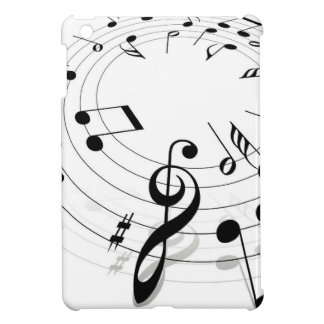 Musique Étuis iPad Mini