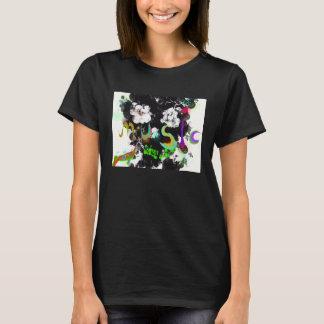 musique f t-shirt