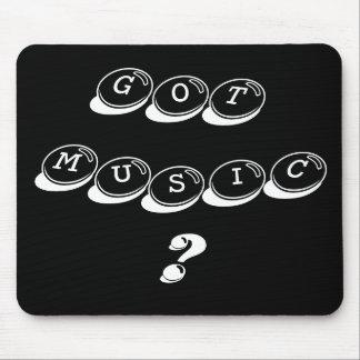 musique obtenue ? tapis de souris