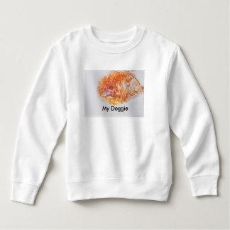 My doggie dress sweatshirt
