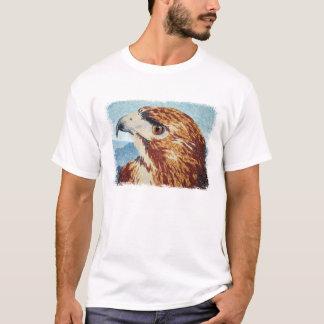 Mya - T-shirt de faucon de Rouge-queue