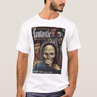 Mystères T-shirt fantastique célèbre en décembre