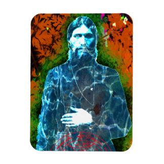 Mystique folle russe de moine de Grigori Rasputin Magnet Flexible