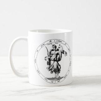Mythologie de Mercury et de Luna Mug