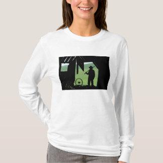 N.A., Etats-Unis, Washington, le comté de Whitman. T-shirt