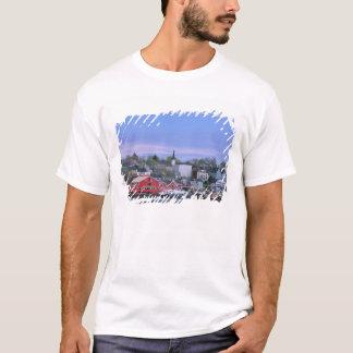 N.A. Le Canada, la Nouvelle-Écosse. Une vue de T-shirt