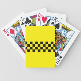 N.Y.C. Cartes de jeu de tisonnier de bicyclette de Jeux De Cartes