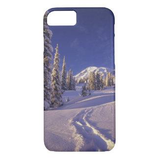 Na, Etats-Unis, Washington, le mont Rainier NP, Coque iPhone 8/7