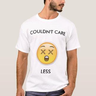 N'A PAS PU S'INQUIÉTER le T-shirt de MOINS d'Emoji
