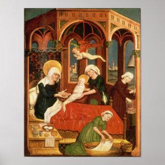 Naissance de Mary