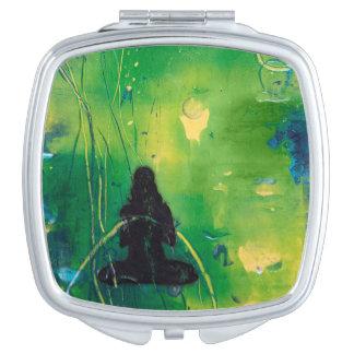 Namaste - miroir compact