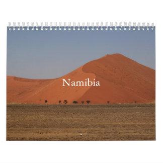 Namibian Gedrukte Kalender