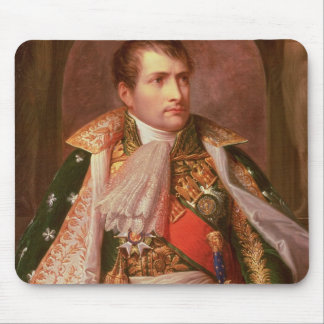 Napoleon Bonaparte (1769-1821), comme roi de l'Ita Tapis De Souris