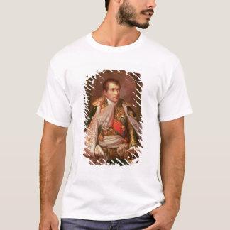 Napoleon Bonaparte (1769-1821), comme roi de T-shirt