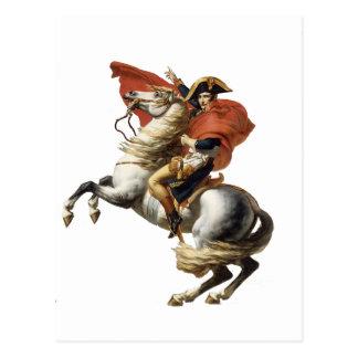 Napoleon Bonaparte 1800 Carte Postale