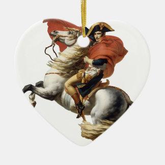 Napoleon Bonaparte 1800 Ornement Cœur En Céramique