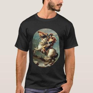 Napoleon Bonaparte à cheval T-shirt