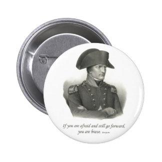 Napoleon Bonaparte Badge Rond 5 Cm