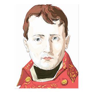 Napoleon Bonaparte Carte Postale