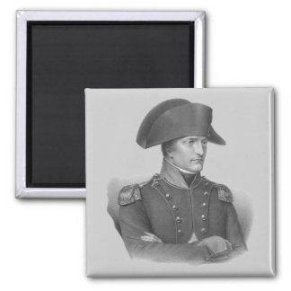 Napoleon Bonaparte Magnet Carré