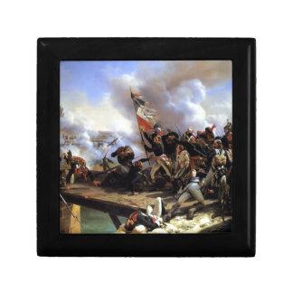 Napoleon Bonaparte menant ses troupes Boîte À Babioles