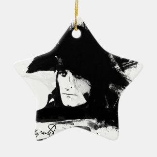 Napoleon Bonaparte Ornement Étoile En Céramique