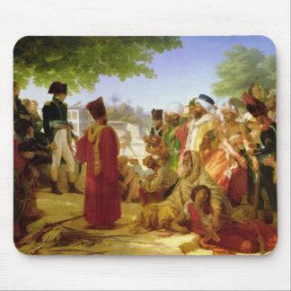 Napoleon Bonaparte pardonnant les rebelles Tapis De Souris