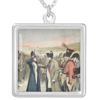 Napoleon Bonaparte présent la femelle Collier