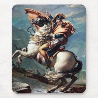"""""""Napoléon croisant les Alpes"""" - 1800 par la Tapis De Souris"""