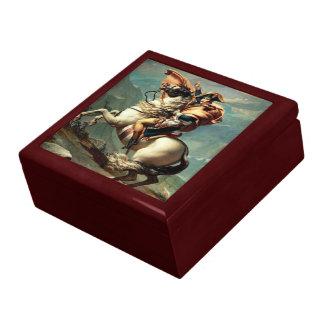 Napoléon croisant les Alpes Coffrets Cadeaux