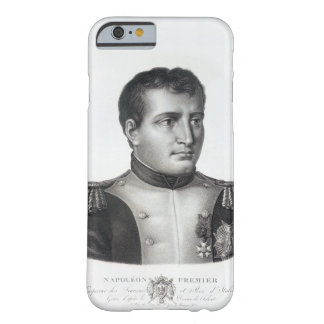 Napoléon - cru de Français de Napoleon Bonaparte Coque Barely There iPhone 6