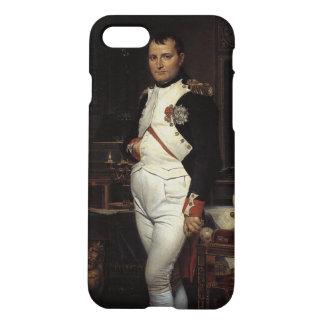 Napoléon dans son étude coque iPhone 7