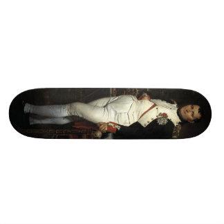 Napoléon dans son étude par Jacques Louis David Plateau De Skateboard