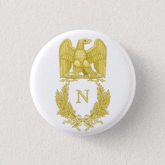 Napoléon Empereur Badge Rond 2,50 Cm