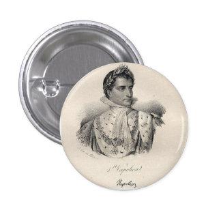 Napoléon Le Grand Badge Rond 2,50 Cm