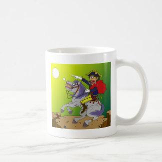 Napoléon sur le saccage prolongé mug