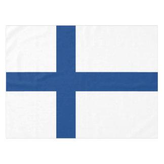 Nappe Drapeau de la Finlande